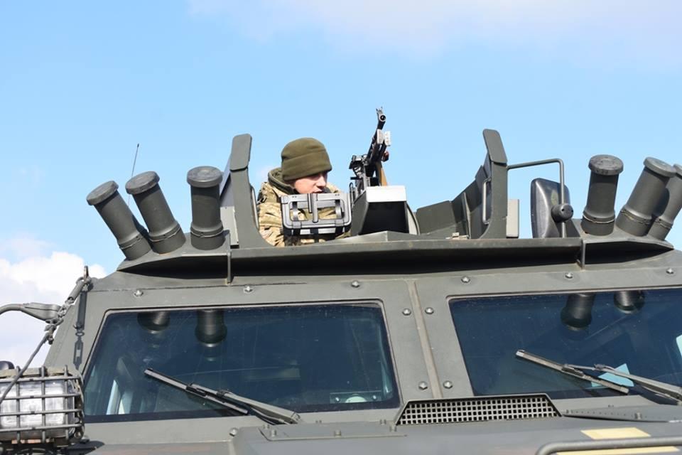 54255983 574634479685164 1221811074932670464 n - На Житомирщині провели випробування бронеавтомобіля «Козак 2»