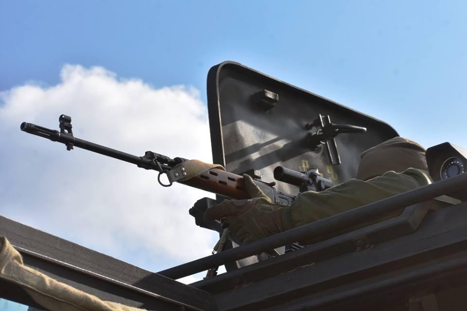 54462971 574634433018502 4604444832415350784 n - На Житомирщині провели випробування бронеавтомобіля «Козак 2»