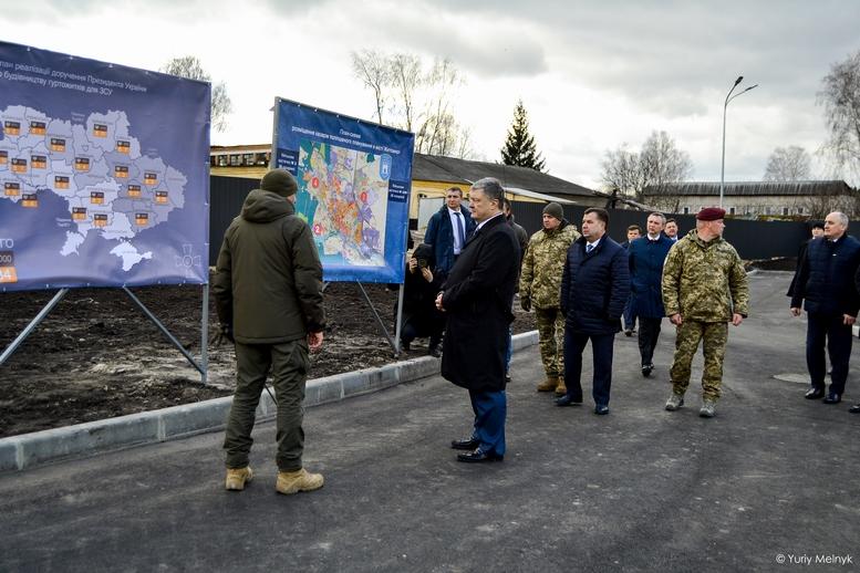 DSC 0013 Kopyrovat 1 1 - Президентський подарунок: житомирські військові отримали нові сучасні гуртожитки