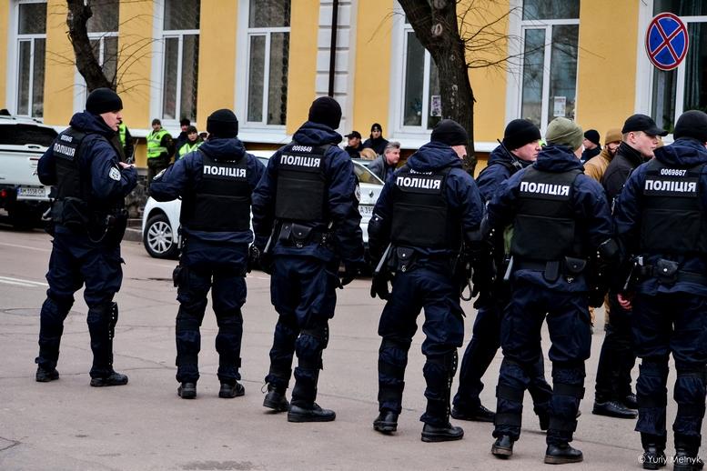 DSC 0059 Kopyrovat  - Концерт, бійки, гасла - Юлія Тимошенко зустрілась з житомирянами (ФОТО)