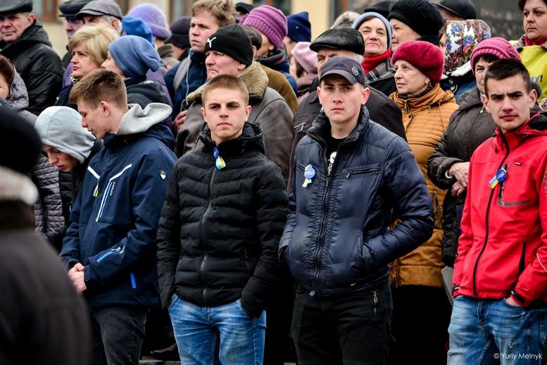 DSC 0060 Kopyrovat  - Концерт, бійки, гасла - Юлія Тимошенко зустрілась з житомирянами (ФОТО)