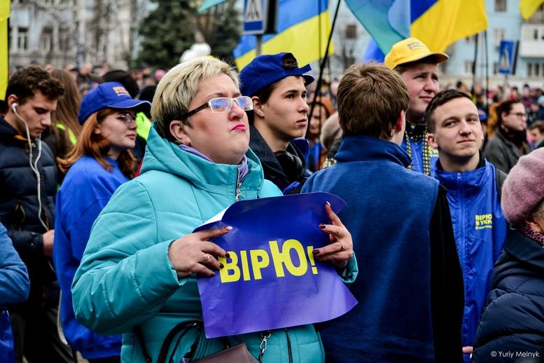 DSC 0071 Kopyrovat  - Концерт, бійки, гасла - Юлія Тимошенко зустрілась з житомирянами (ФОТО)