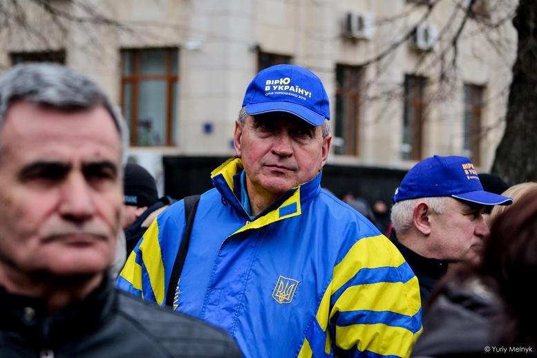 DSC 0073 Kopyrovat  - Концерт, бійки, гасла - Юлія Тимошенко зустрілась з житомирянами (ФОТО)