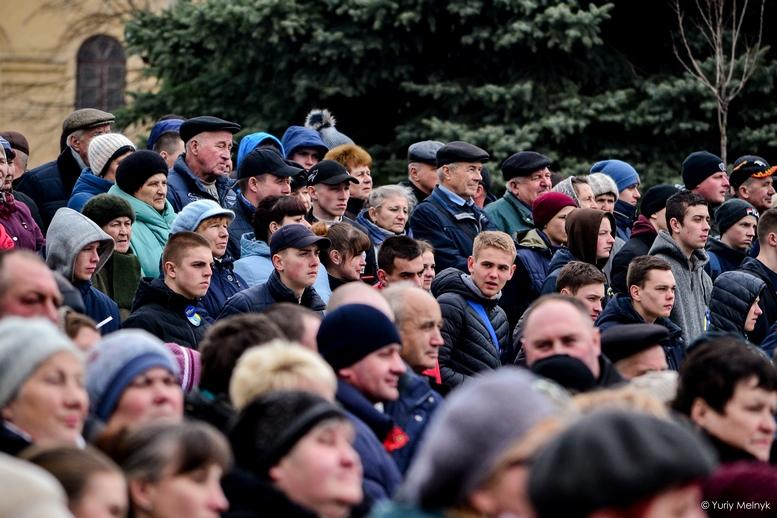 DSC 0085 Kopyrovat  - Концерт, бійки, гасла - Юлія Тимошенко зустрілась з житомирянами (ФОТО)