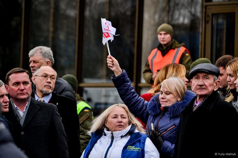 DSC 0099 Kopyrovat  - Концерт, бійки, гасла - Юлія Тимошенко зустрілась з житомирянами (ФОТО)