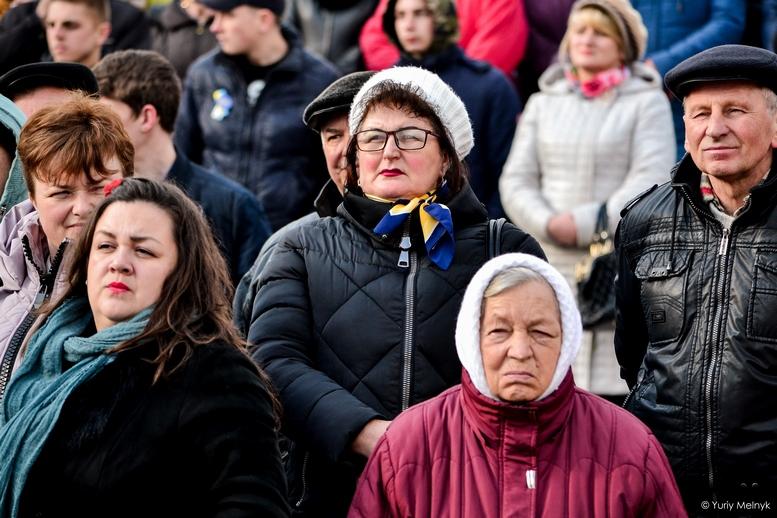 DSC 0214 Kopyrovat  - Концерт, бійки, гасла - Юлія Тимошенко зустрілась з житомирянами (ФОТО)