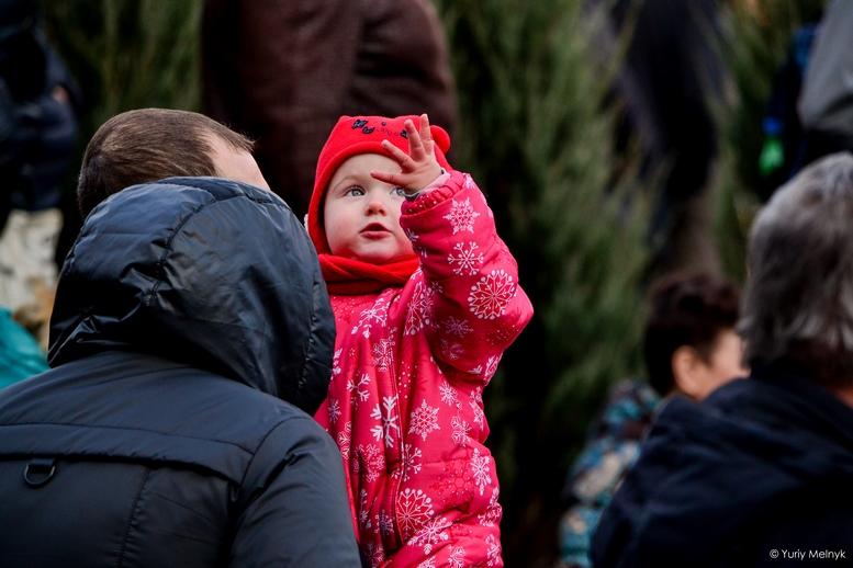 DSC 0249 Kopyrovat  - Концерт, бійки, гасла - Юлія Тимошенко зустрілась з житомирянами (ФОТО)