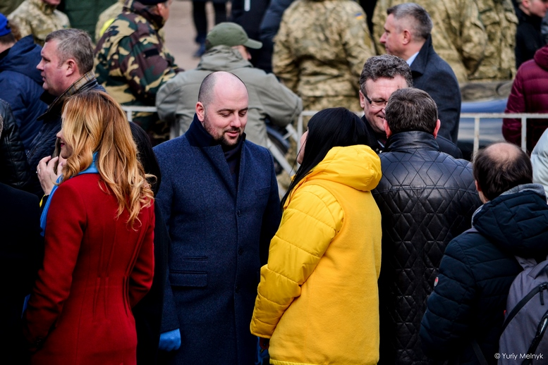DSC 0276 Kopyrovat  - Концерт, бійки, гасла - Юлія Тимошенко зустрілась з житомирянами (ФОТО)