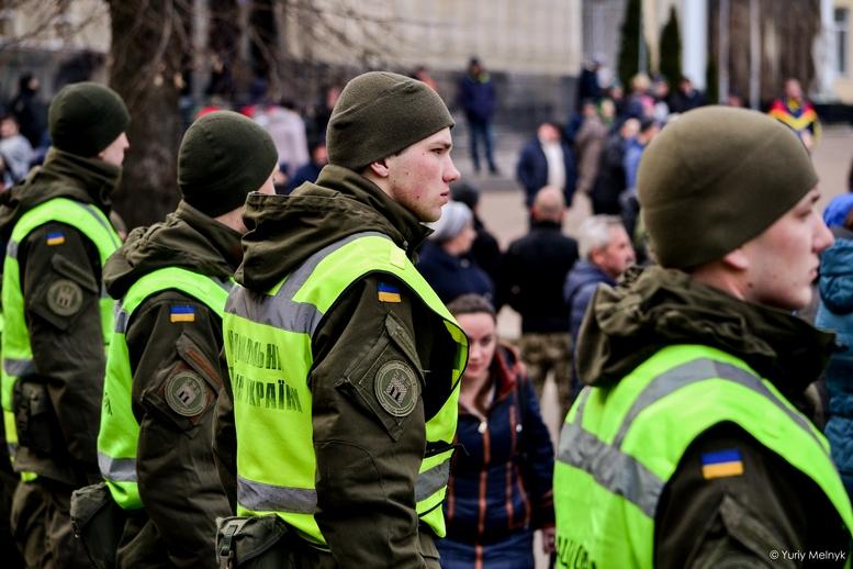 DSC 0293 Kopyrovat  - Концерт, бійки, гасла - Юлія Тимошенко зустрілась з житомирянами (ФОТО)