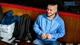 """DSC 0502 Kopyrovat  260x146 - Пішов на війну """"у пошуках пригод"""" - блогер-десантник Валерій Ананьєв про армію, владу та життя"""