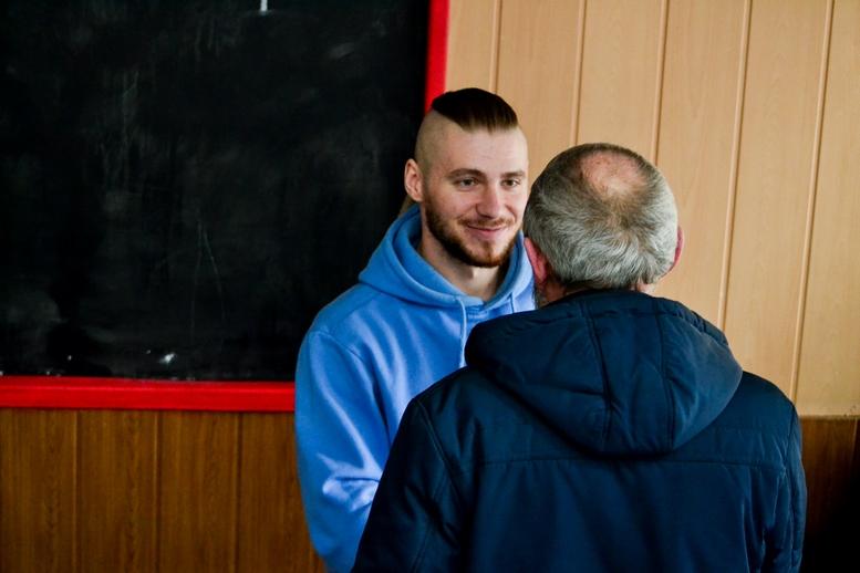 DSC 0523 Kopyrovat kopyia - «Я просто Людина»: в Житомирі відомий блогер-десантник розповів про свою книгу (ФОТО)