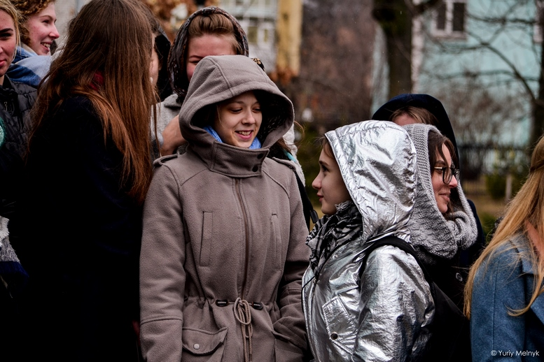 """DSC 0601 Kopyrovat 1 1 - """"Вони - діти України"""": Марина Порошенко підтримала всесвітній флешмоб """"Lots of Socks"""""""