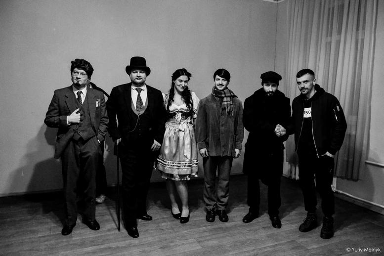 DSC 0630 Kopyrovat  - Житомирські інтелектуали високо оцінили «Віденську каву»
