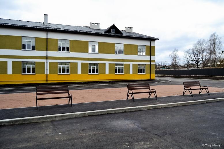 DSC 0754 Kopyrovat  - Президентський подарунок: житомирські військові отримали нові сучасні гуртожитки