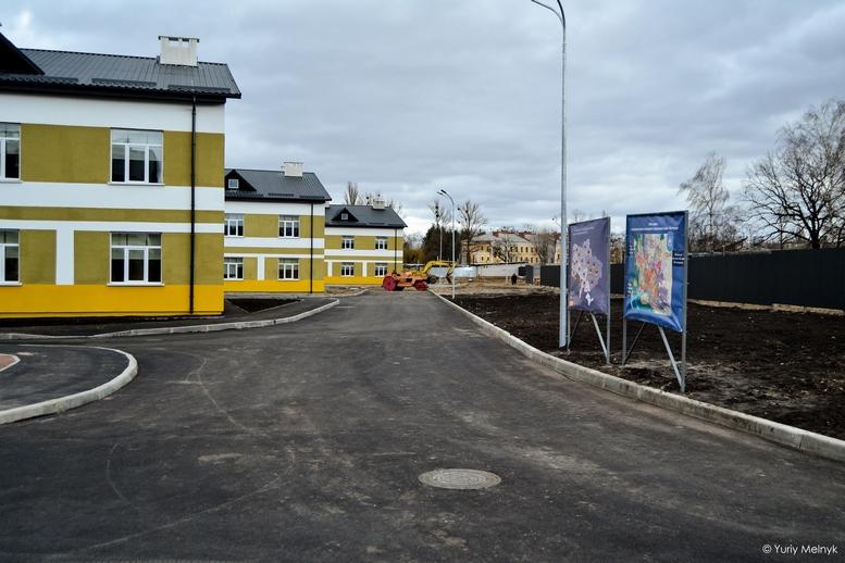 DSC 0784 Kopyrovat  - Президентський подарунок: житомирські військові отримали нові сучасні гуртожитки