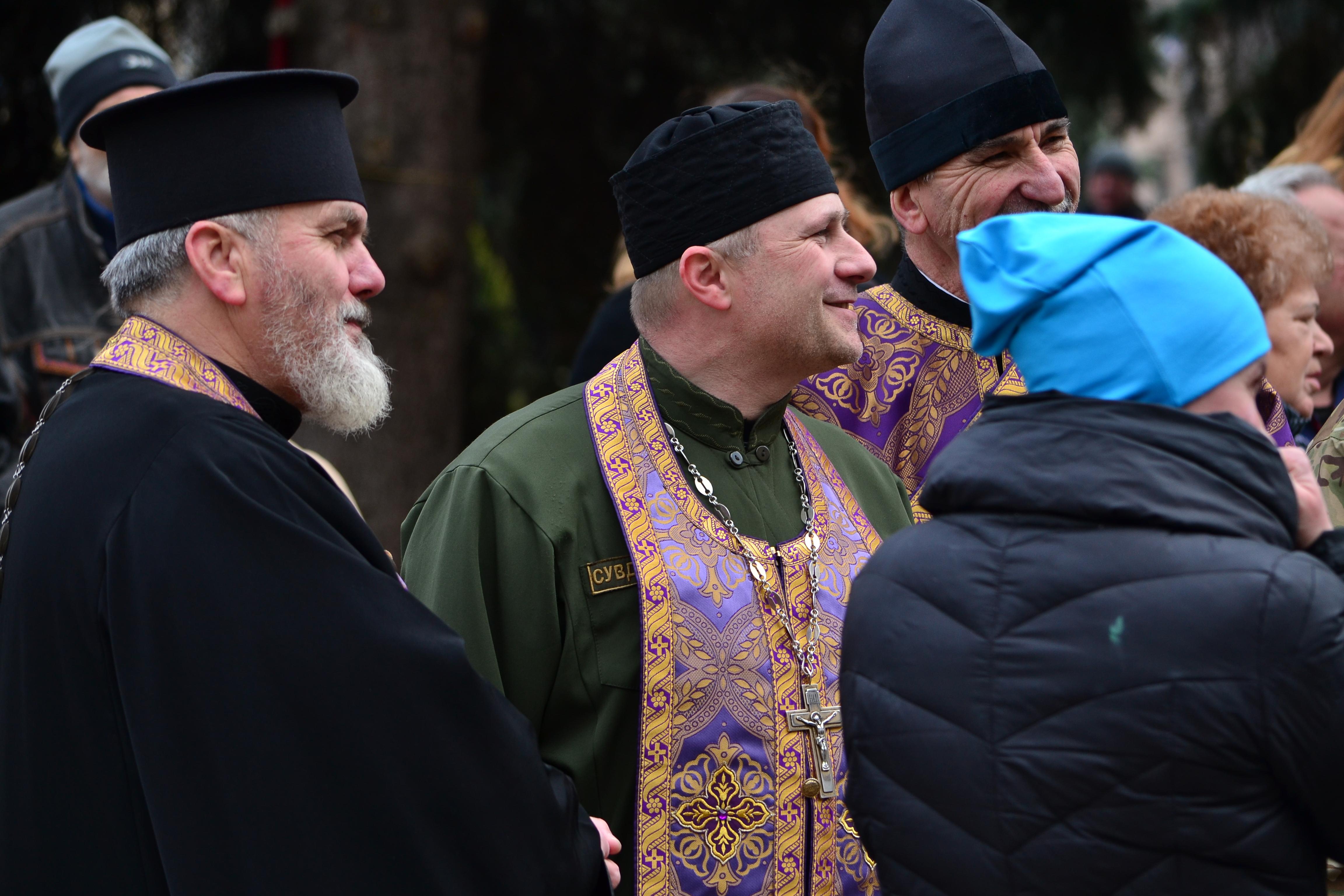 DSC 0822 1 - Ці воїни наповнюють наші серця: в Житомирі відзначили День українського добровольця (ФОТО)