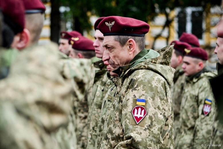 DSC 0822 Kopyrovat  - Не дам розкрадати армію: у Житомирі Порошенко погрожував корупціонерам в армії (ФОТО)