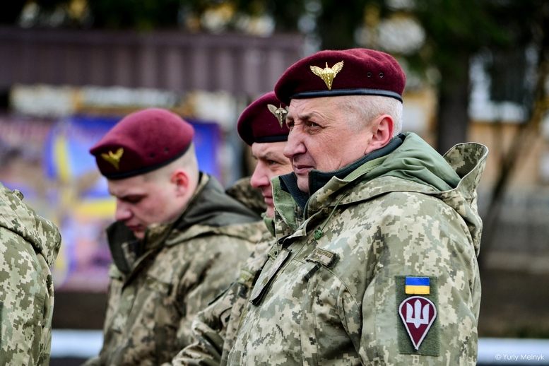 DSC 0839 Kopyrovat  - Не дам розкрадати армію: у Житомирі Порошенко погрожував корупціонерам в армії (ФОТО)