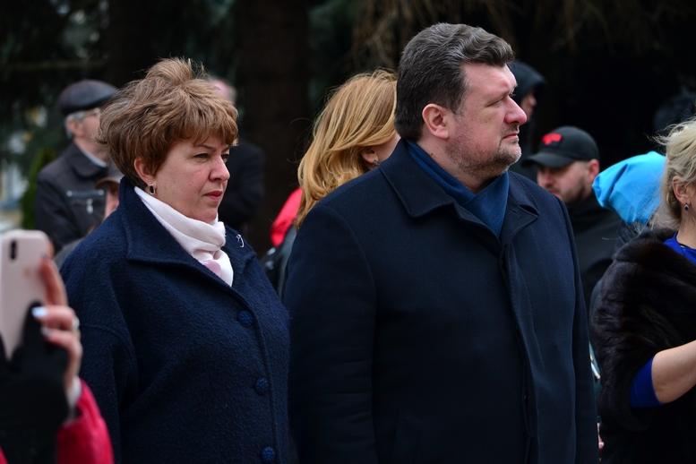 DSC 0863 Kopyrovat  - Ці воїни наповнюють наші серця: в Житомирі відзначили День українського добровольця (ФОТО)