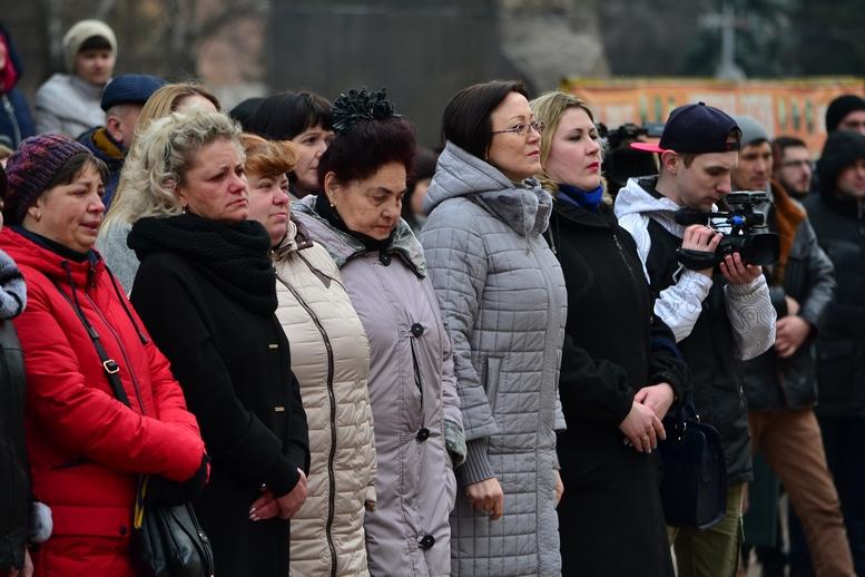 DSC 0899 Kopyrovat  - Ці воїни наповнюють наші серця: в Житомирі відзначили День українського добровольця (ФОТО)