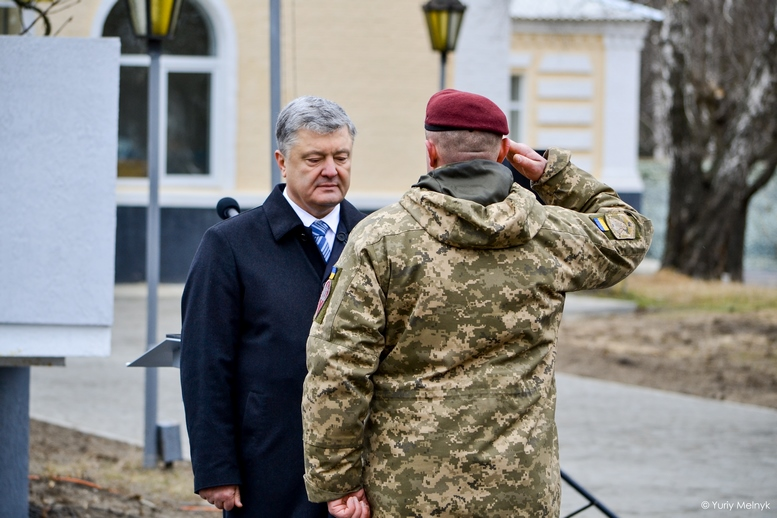 DSC 0931 Kopyrovat  - Не дам розкрадати армію: у Житомирі Порошенко погрожував корупціонерам в армії (ФОТО)