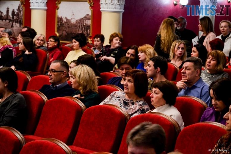 DSC 0967 Kopyrovat  - Balzac Fest: у Бердичеві презентували виставу по біографії Оноре де Бальзака (ФОТО)
