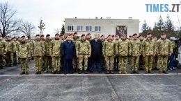 DSC 0992 Kopyrovat 1 1 260x146 - Не дам розкрадати армію: у Житомирі Порошенко погрожував корупціонерам в армії (ФОТО)