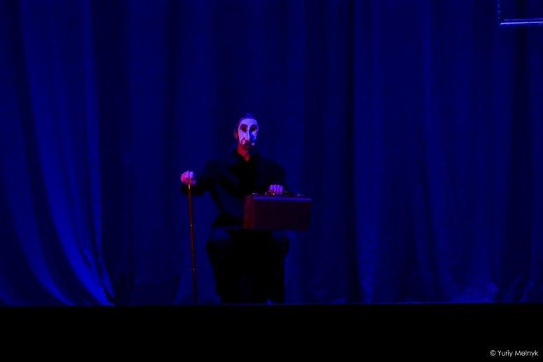 DSC 1032 Kopyrovat  - Balzac Fest: у Бердичеві презентували виставу по біографії Оноре де Бальзака (ФОТО)