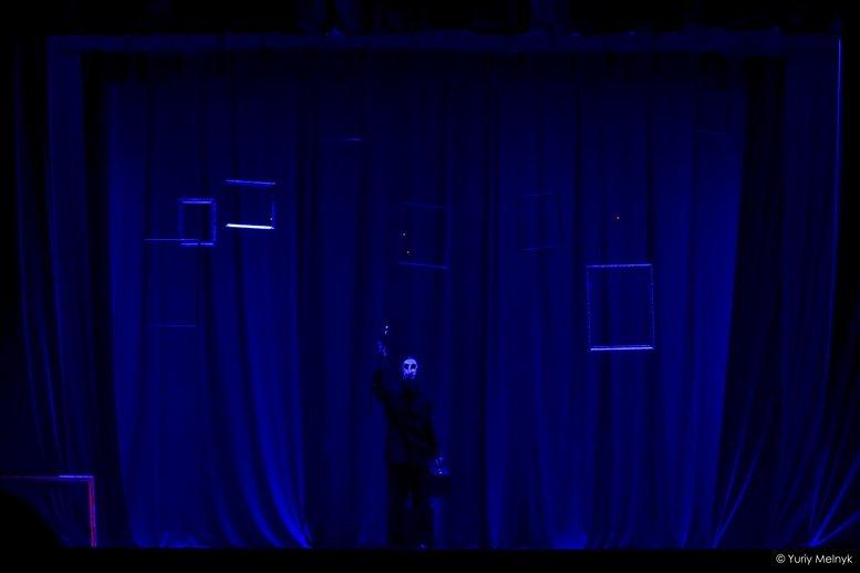 DSC 1035 Kopyrovat  - Balzac Fest: у Бердичеві презентували виставу по біографії Оноре де Бальзака (ФОТО)