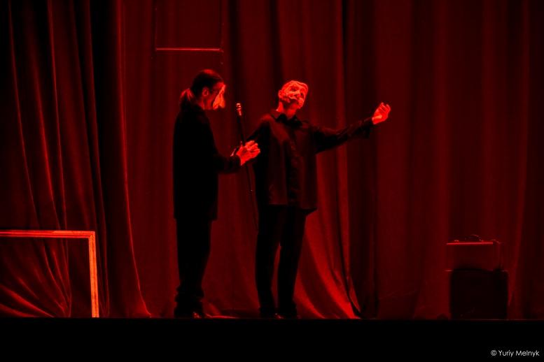 DSC 1038 Kopyrovat  - Balzac Fest: у Бердичеві презентували виставу по біографії Оноре де Бальзака (ФОТО)