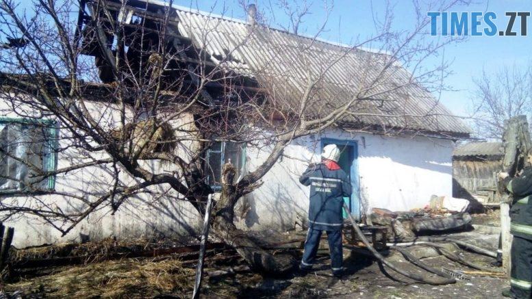 IMG 7813 777x437 - На Житомирщині бійці ДСНС врятували від знищення приватний будинок