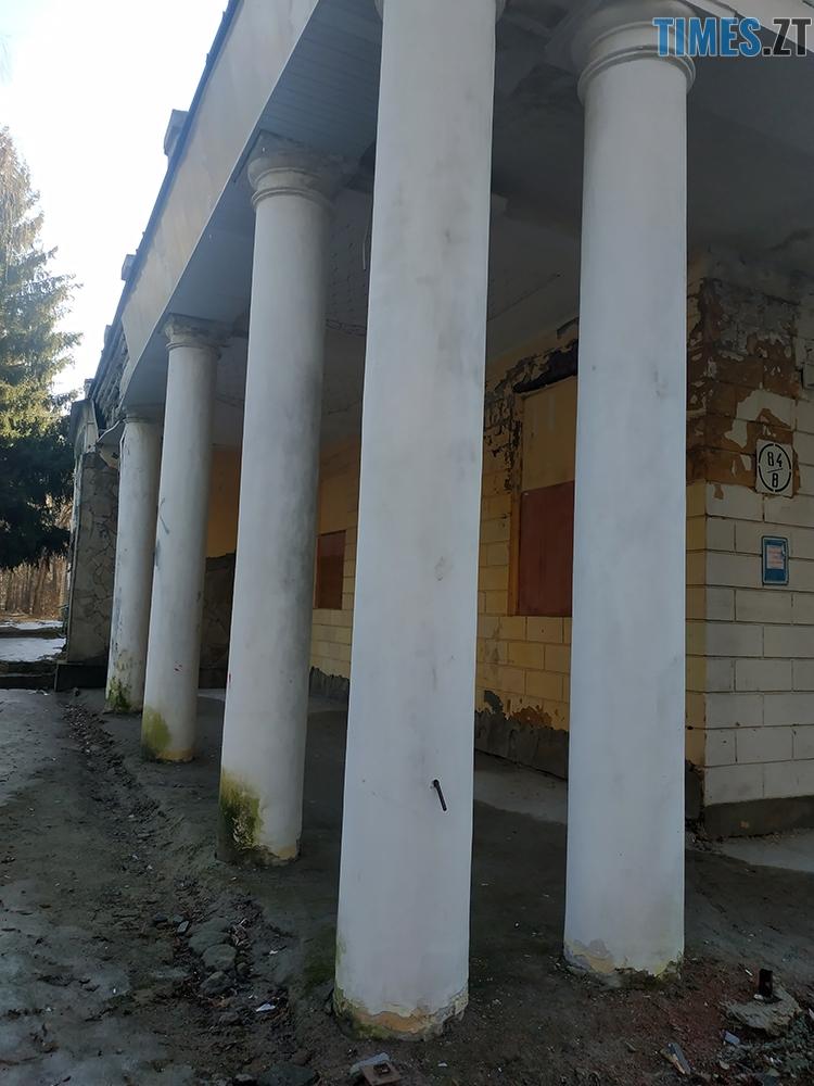 IMG 20190217 102702 - Проект ESCAPE: Гарнізонний Будинок офіцерів в смт Озерне Житомирського району (відео)