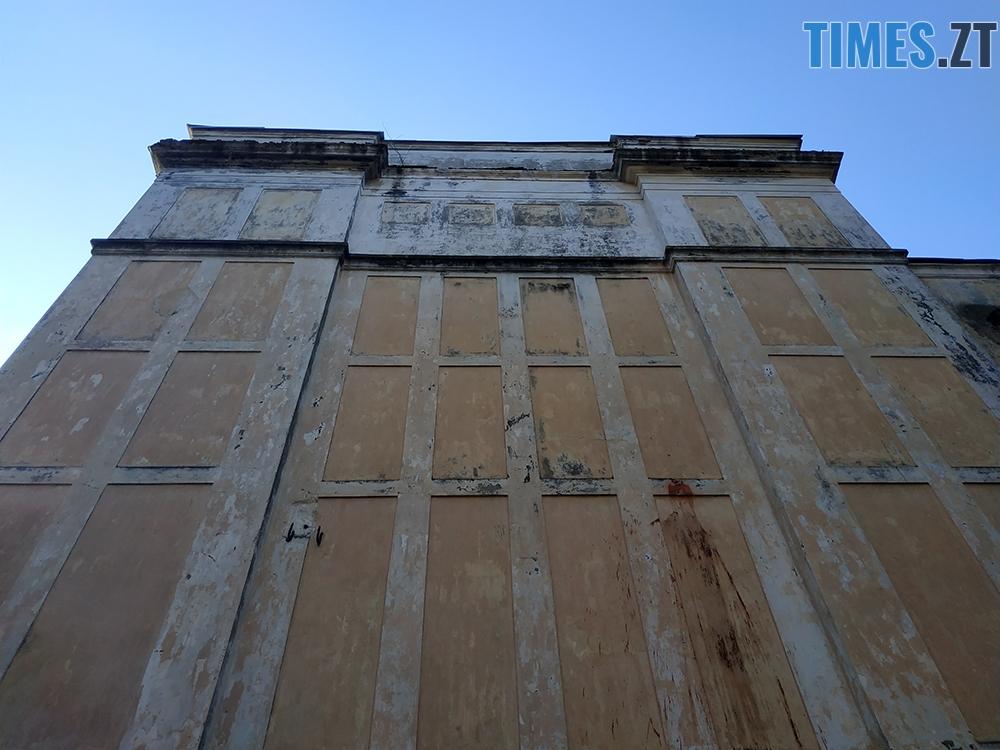 IMG 20190217 102859 - Проект ESCAPE: Гарнізонний Будинок офіцерів в смт Озерне Житомирського району (відео)