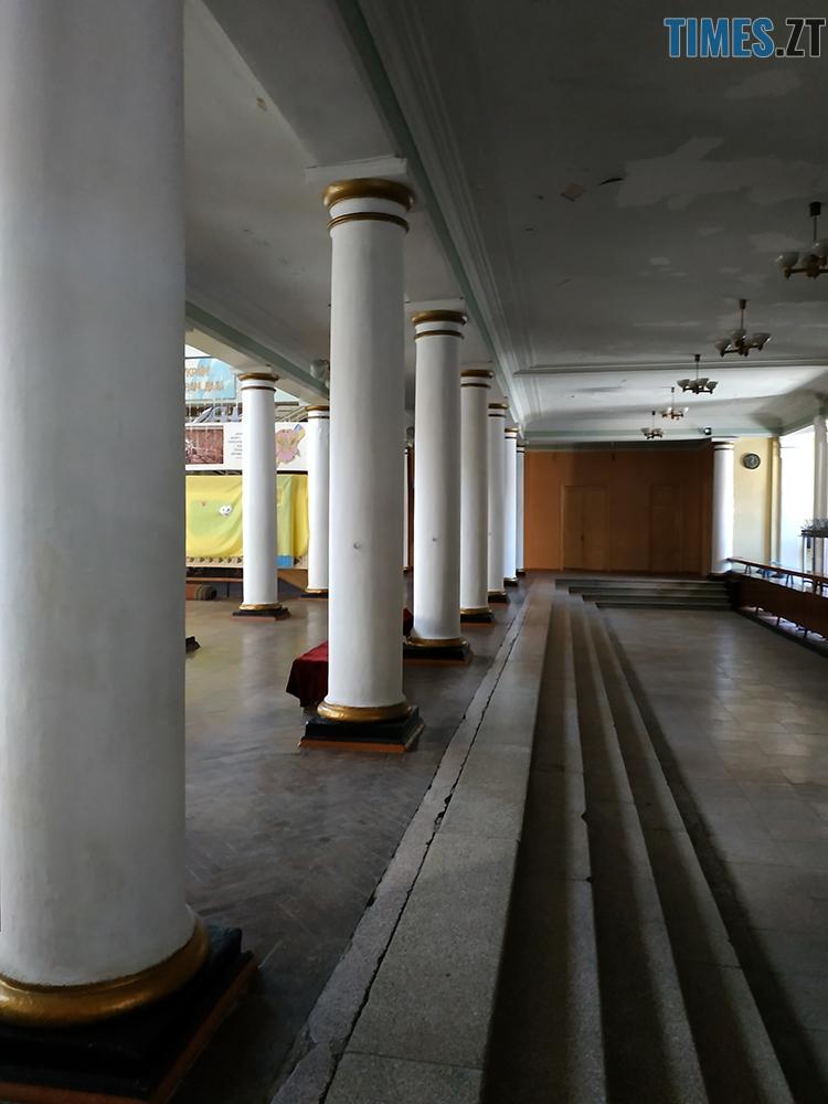 IMG 20190217 122629 - Проект ESCAPE: Гарнізонний Будинок офіцерів в смт Озерне Житомирського району (відео)
