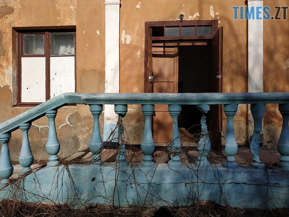 IMG 20190217 131908 - Проект ESCAPE: Гарнізонний Будинок офіцерів в смт Озерне Житомирського району (відео)