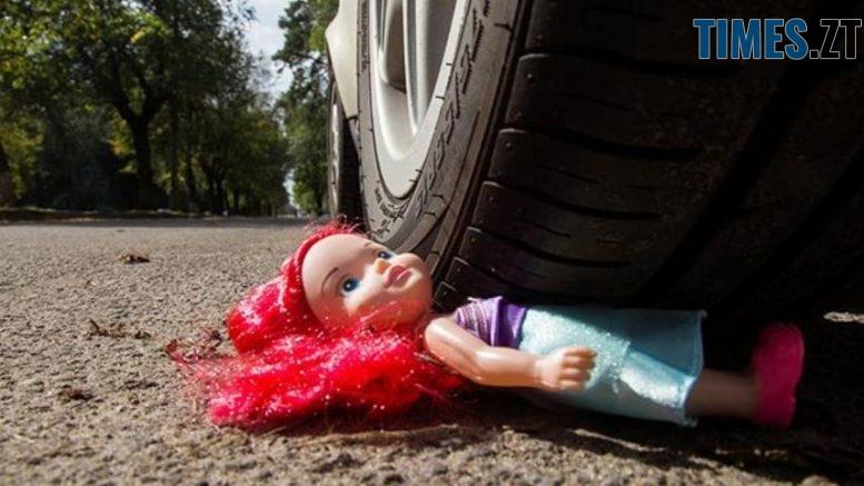 dtp 777x437 - За минулу добу під колеса автомобілів потрапило двоє малих дітей