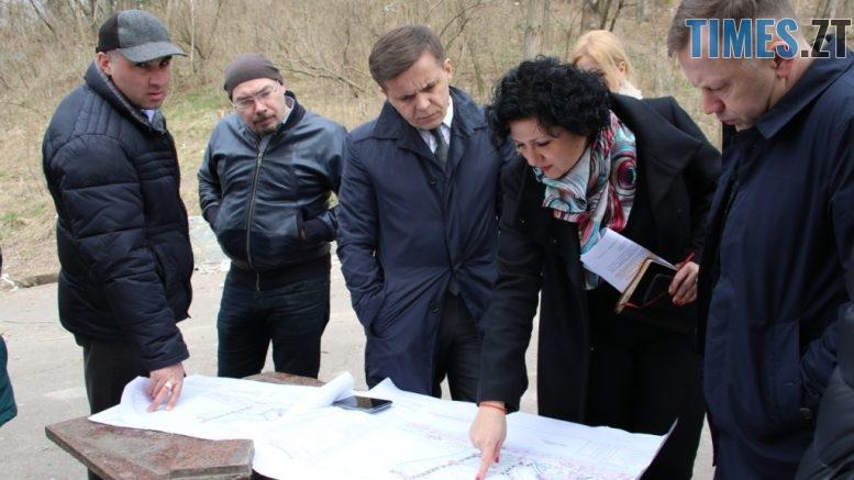img1552997223 777x437 - У Житомирському парку розпочали реконструкцію Набережної