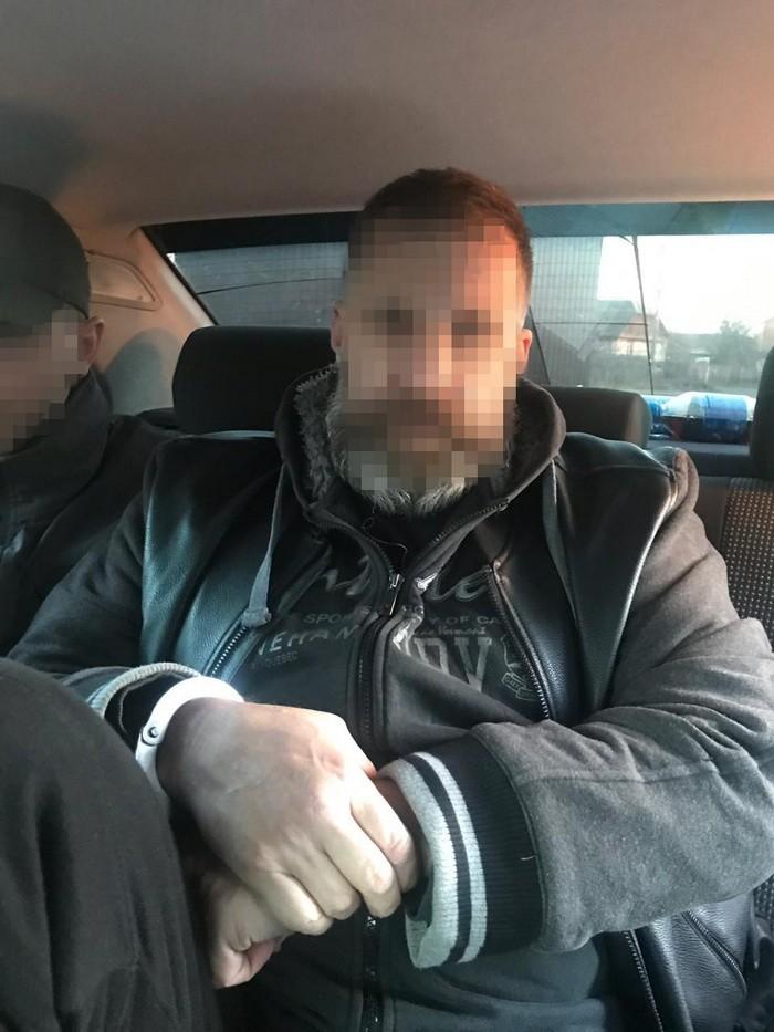 n 5893 24907552 - На Житомирщині затримали злочинця, оголошеного в розшук Інтерполом