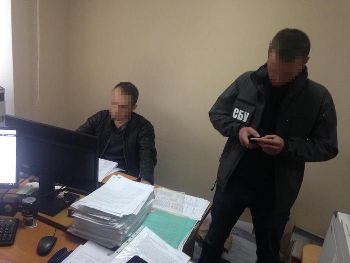 57442669 2367930470103611 7246273701446942720 n - Співробітники СБУ спіймали на хабарі чиновника Житомирської міської ради
