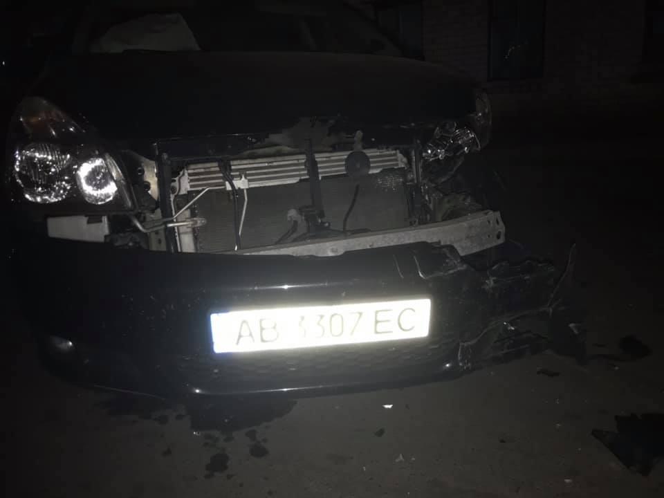 58373744 2349585931982573 3965284360818524160 n - У Житомирі автомобіль патрульної поліції потрапив у подвійне ДТП