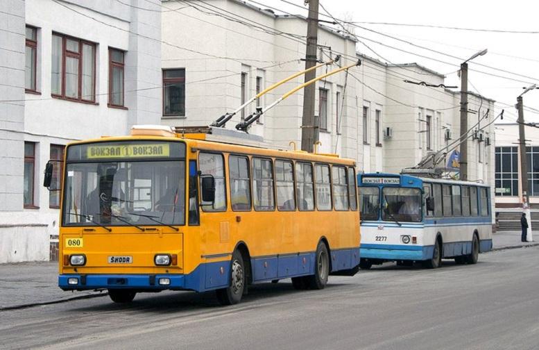 87428506 - 20 квітня громадський транспорт у Житомирі курсуватиме довше