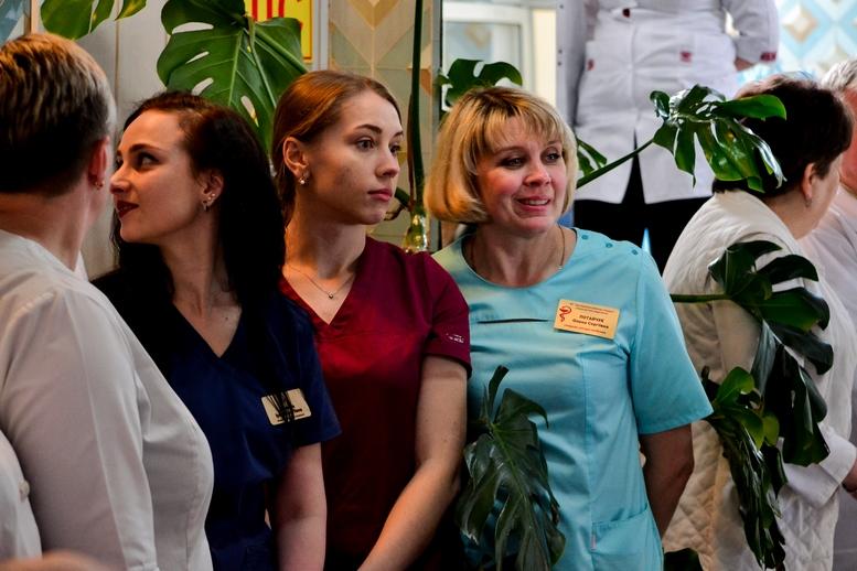 DSC 0410 Kopyrovat  - Для Житомирської районної лікарні придбали один із найкращих томографів в Україні