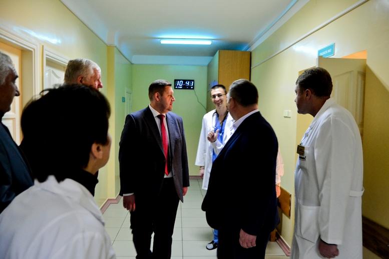 DSC 0489 Kopyrovat  - Для Житомирської районної лікарні придбали один із найкращих томографів в Україні