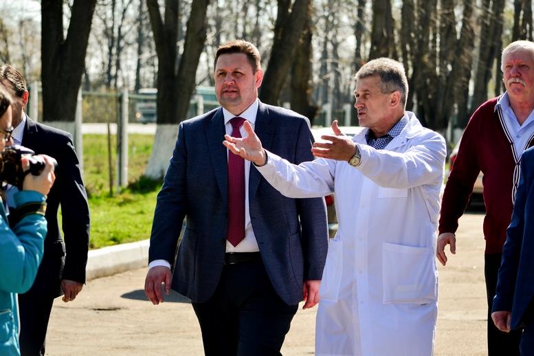 DSC 0502 Kopyrovat  - Для Житомирської районної лікарні придбали один із найкращих томографів в Україні