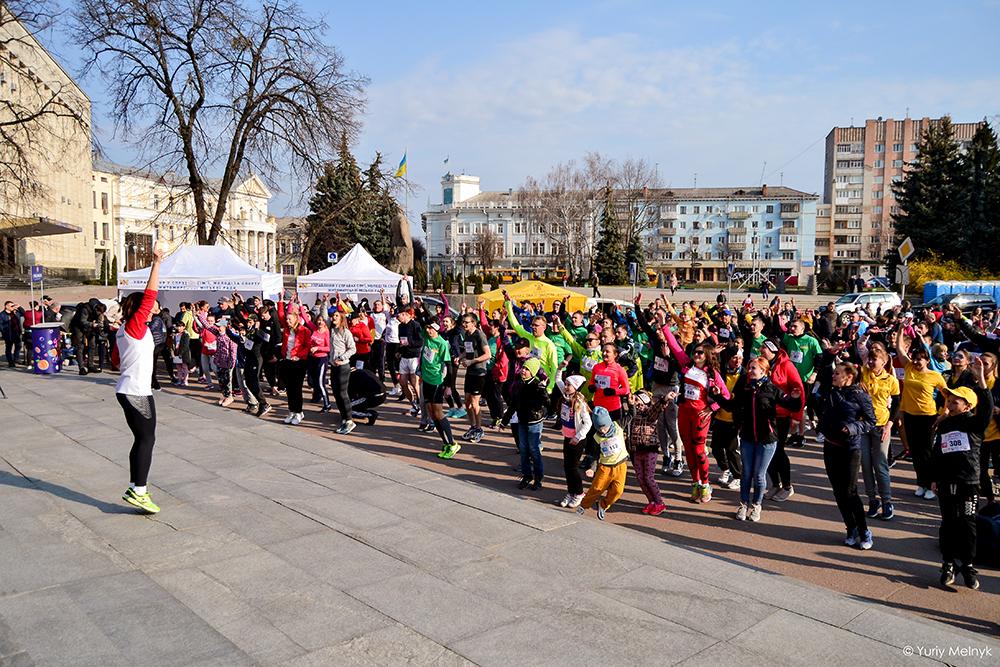 DSC 0572 - Житомиряни зібрали понад 77 тис. грн для онкохворих дітей (фото)