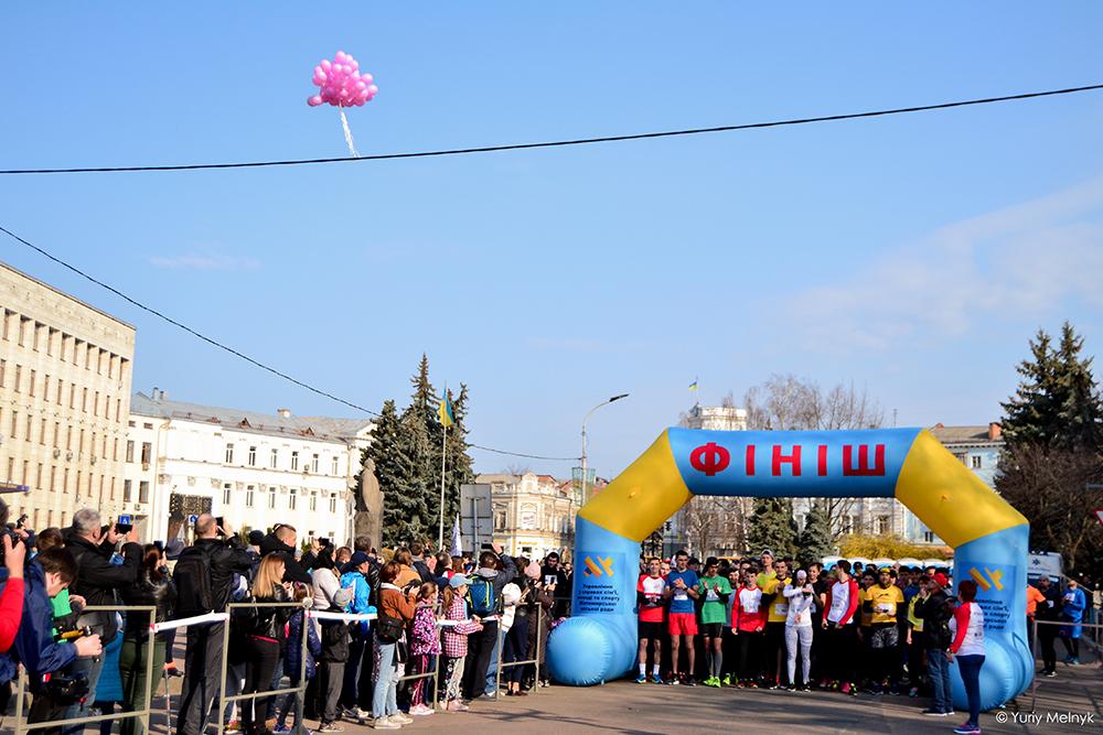 DSC 0669 - Житомиряни зібрали понад 77 тис. грн для онкохворих дітей (фото)