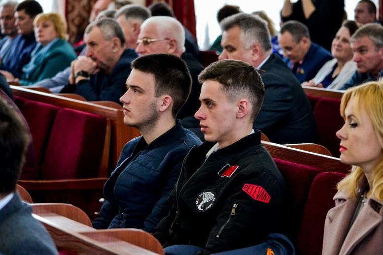 DSC 0731  - 2019 рік стане останнім для добровільного об'єднання: у Житомирі проходить конференція по децентралізації (ФОТО)