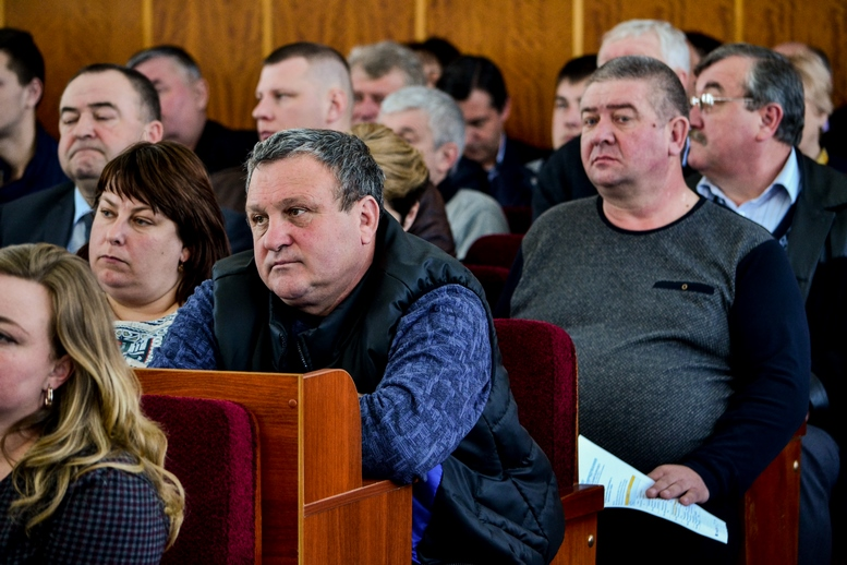DSC 0737  - 2019 рік стане останнім для добровільного об'єднання: у Житомирі проходить конференція по децентралізації (ФОТО)