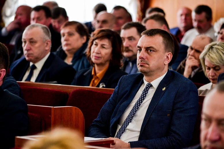 DSC 0754  - 2019 рік стане останнім для добровільного об'єднання: у Житомирі проходить конференція по децентралізації (ФОТО)