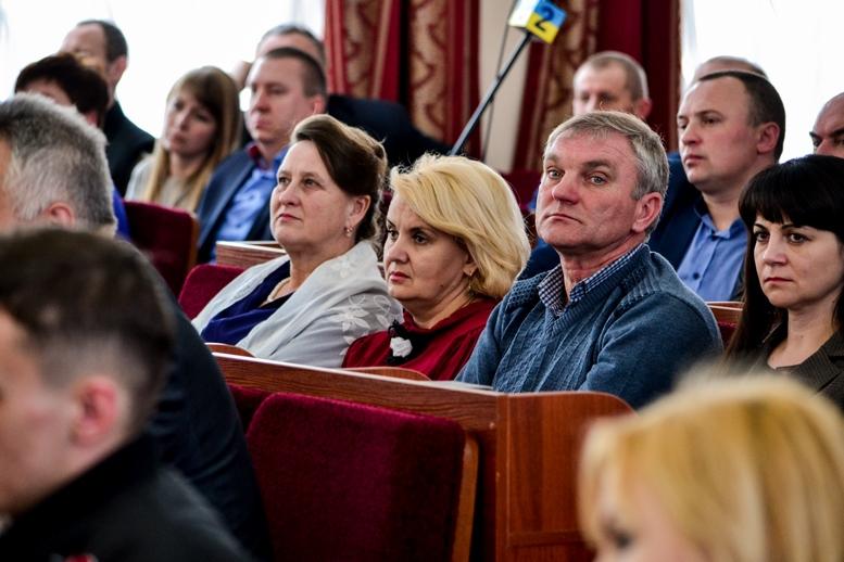 DSC 0763  - 2019 рік стане останнім для добровільного об'єднання: у Житомирі проходить конференція по децентралізації (ФОТО)